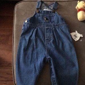 Hartstring overalls 12 M. New with tag on.